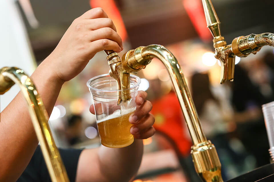 けやきひろば秋のビール祭り 2019