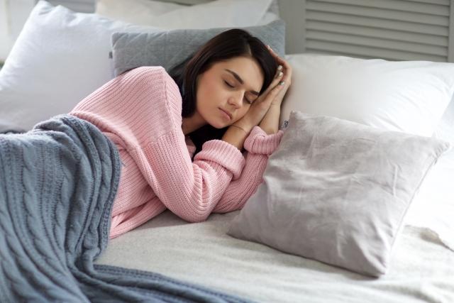 にきび予防 睡眠