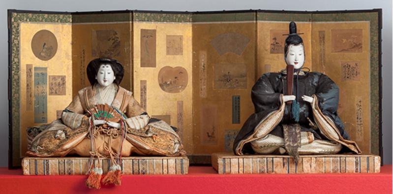 開館記念名品展Ⅰ 雛人形と犬筥・天児・這子