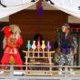 坂戸の大宮住吉神楽(祈年祭)